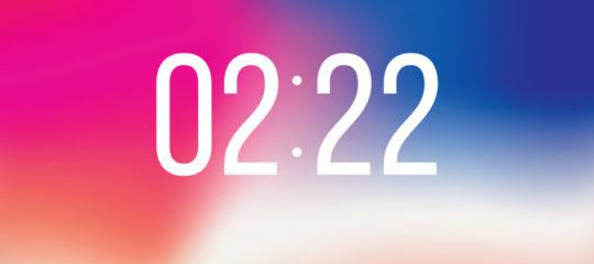 La signification des heures triplées